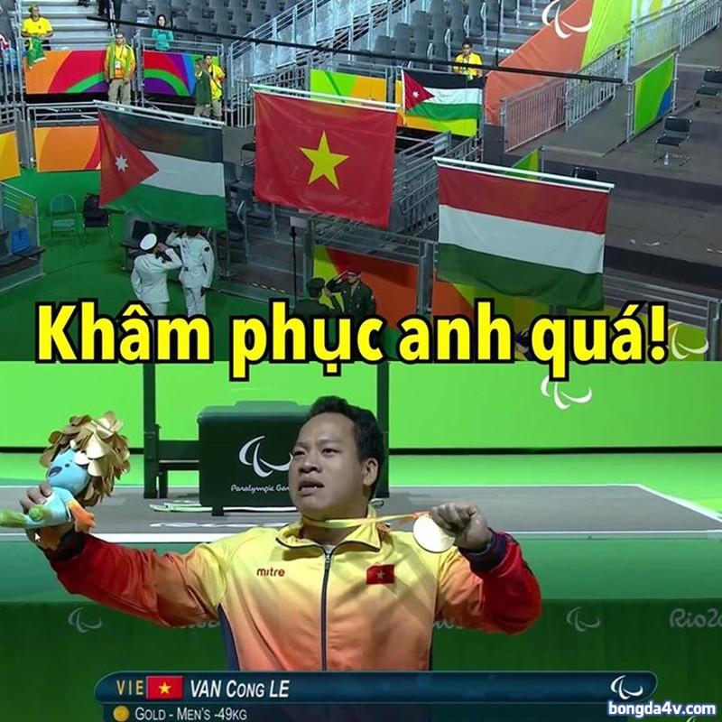 Khoanh khac Le Van Cong dem HCV Paralympic lich su cho TTVN-Hinh-5