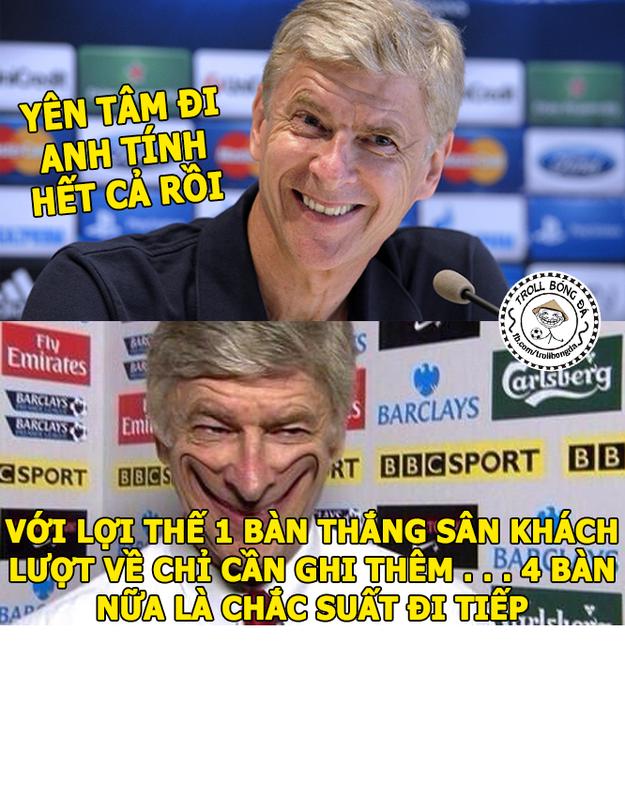 "Anh che bong da: Arsenal theo chan Barca ""an hanh""-Hinh-3"