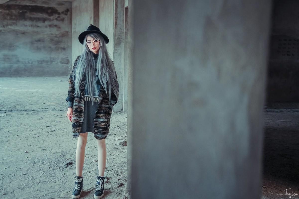 Hot girl 9X Ha thanh goi cam giong het ca si HyunA-Hinh-7