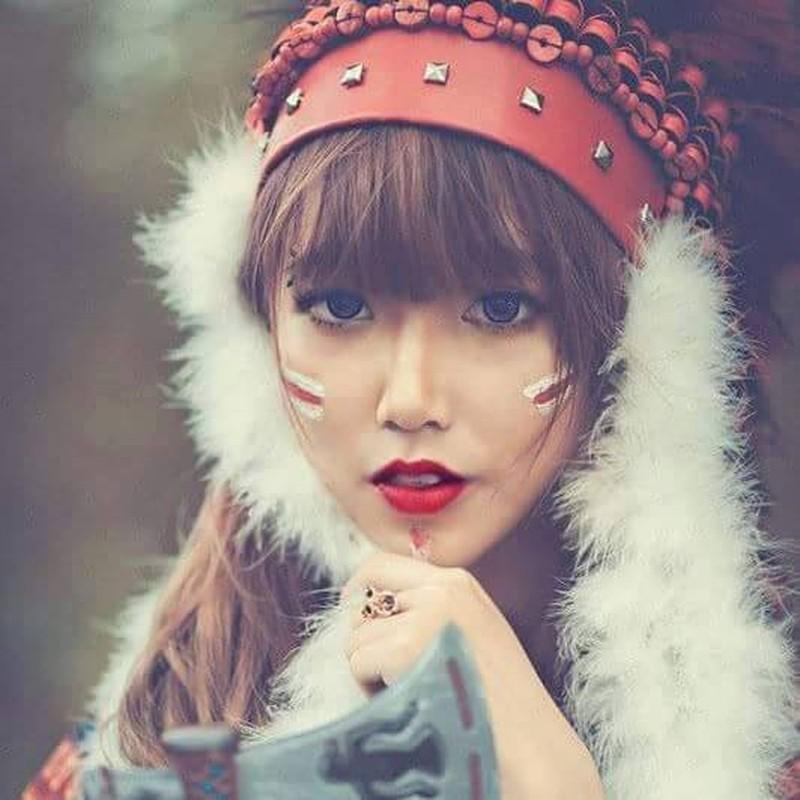 Hot girl 9X Ha thanh goi cam giong het ca si HyunA-Hinh-8
