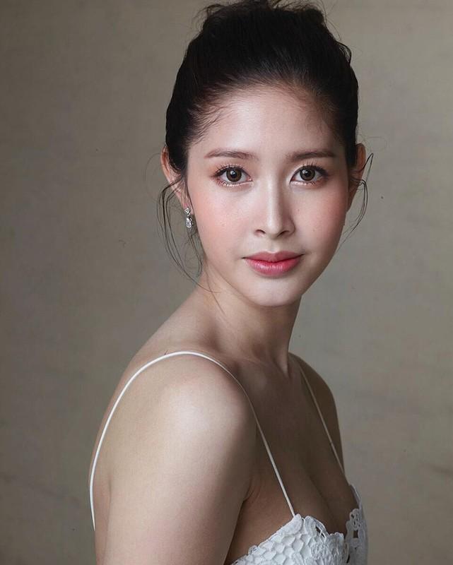 "Thi sinh Hoa hau chuyen gioi dep tua ""nu than""-Hinh-4"