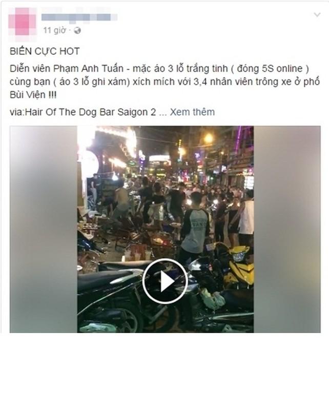 Hot boy 5S Online noi gi sau vu au da tai Sai Gon?