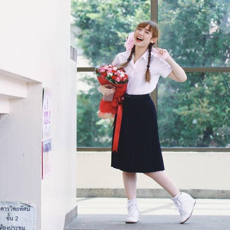 Hot girl Thai lai Duc dep la hop hon dan mang-Hinh-5