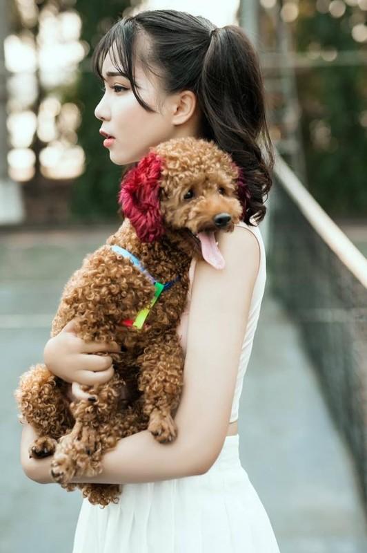 Hot girl 10X Hung Yen xinh xan, hoc gioi hop hon dan mang