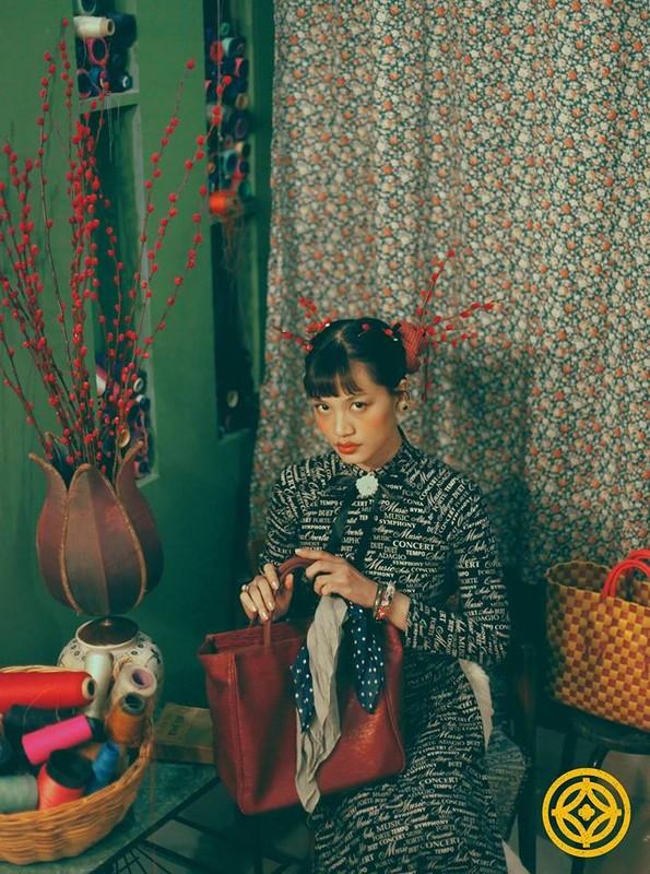 "Ro mot mac ao dai sang chanh giong ""Co ba Sai Gon""-Hinh-3"