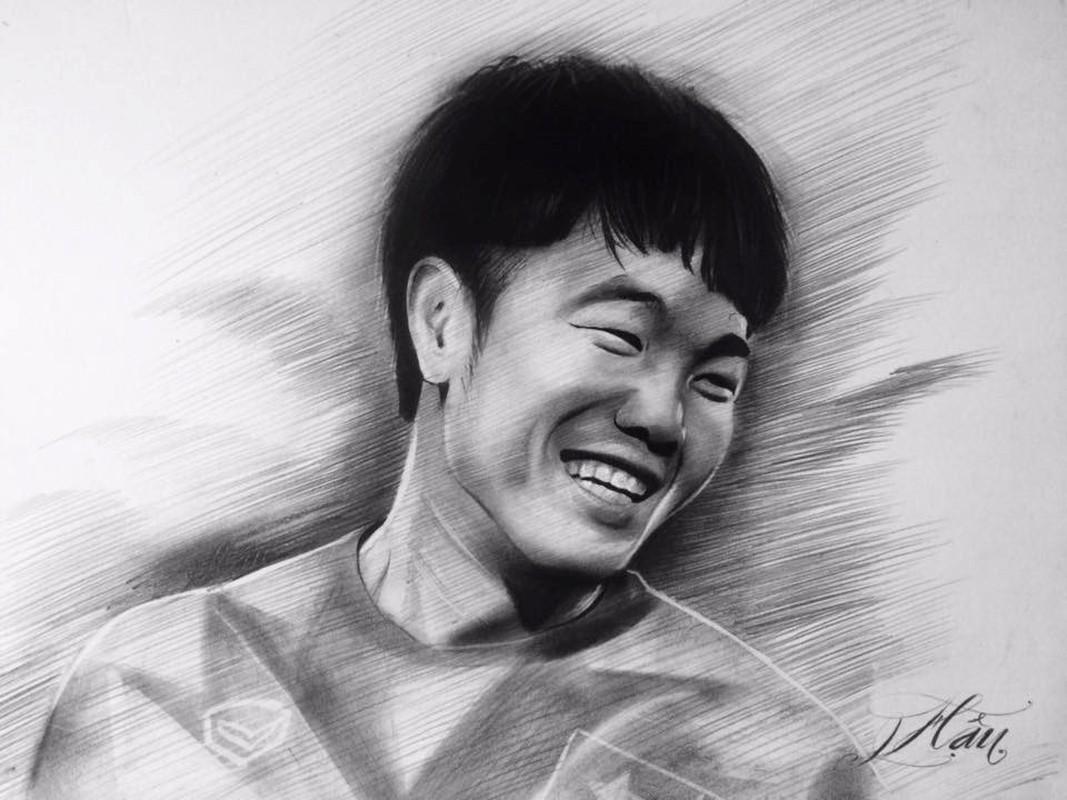 9X Quang Ngai qua ngoi but ghi lai khoanh khac toa sang cua U23 Viet Nam-Hinh-4