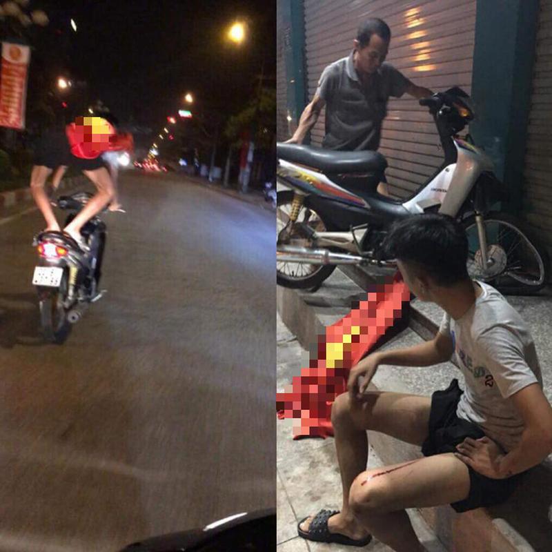 """""""Di bao"""" U23 Viet Nam, tai nan hy huu chet cuoi cua cac chang trai-Hinh-10"""