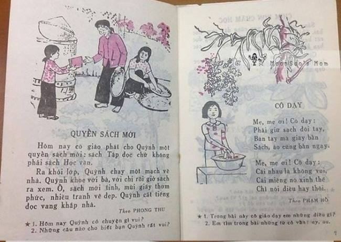 Dan mang hoai niem ve bai hoc lop 1 sau vu SGK Tieng Viet cai cach-Hinh-4