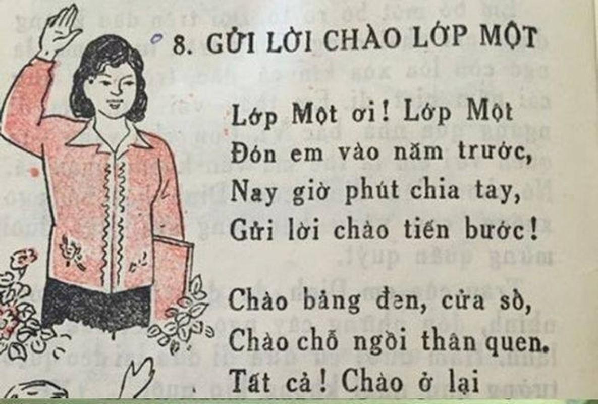 Dan mang hoai niem ve bai hoc lop 1 sau vu SGK Tieng Viet cai cach