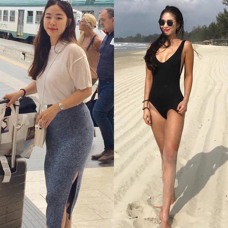 """Thieu nu Han Quoc """"dot mat"""" netizen bang than hinh """"an tap""""-Hinh-5"""