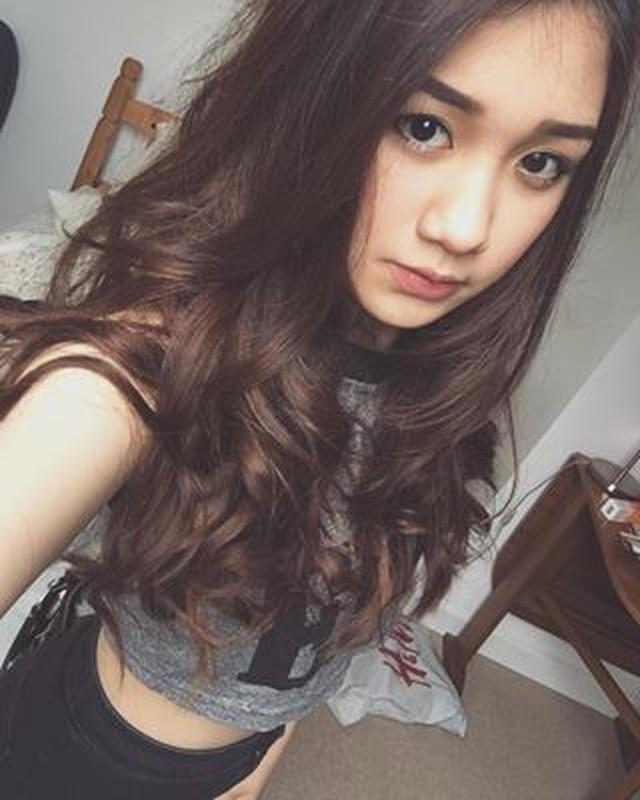 Hot girl Lao goc Viet khoe anh cuoi nhin la muon ket hon ngay-Hinh-10