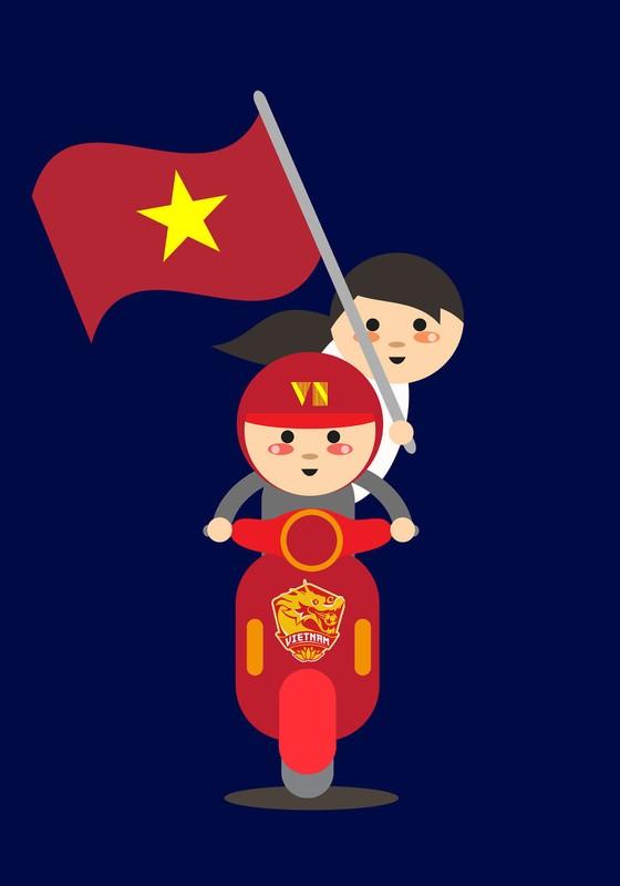Giao thong Viet Nam ra sao trong mat cua hoa si Philippines?-Hinh-7