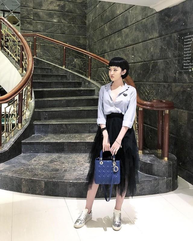 """Nhan sac """"chanh sa"""" cua hot girl 9X Sai thanh-Hinh-10"""