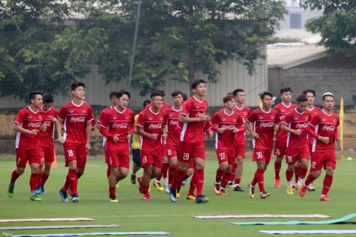 Hang cong DT Viet Nam khien moi doi thu AFF Cup 2018 phai kinh hai