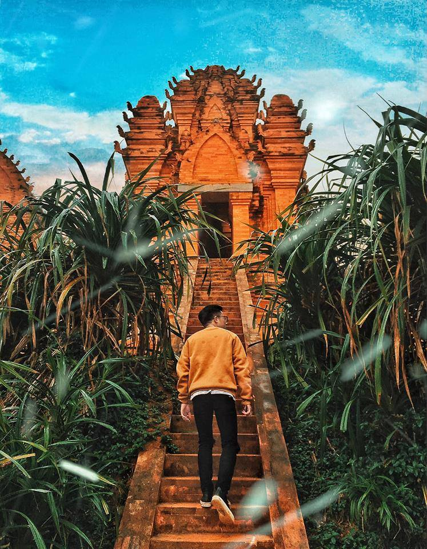 Gioi tre thich thu check in 'Thai Lan thu nho' gan Ha Noi
