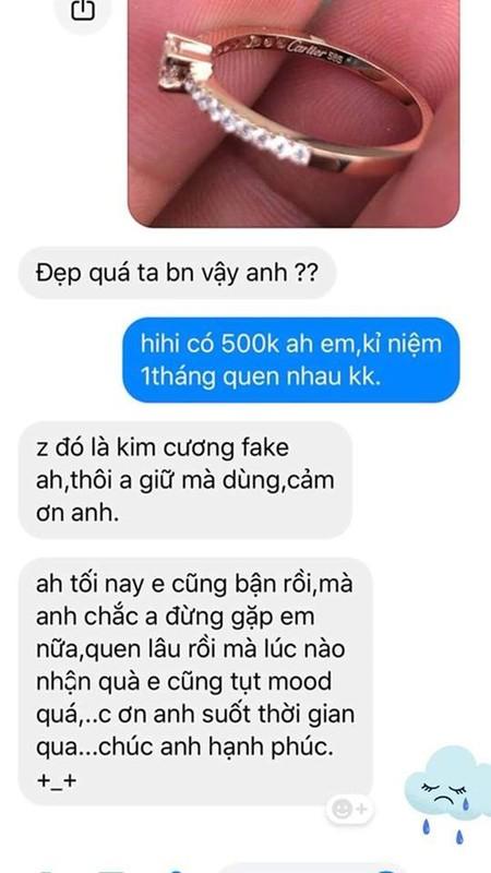 Nhan 80 trieu noi 500k thu long ban gai, thanh nien nhan cai ket