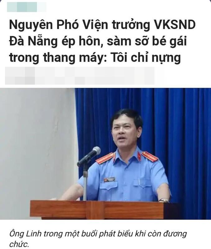 """CDM dap tra gi khi Vien pho VKS noi chi """"nung"""" be gai?"""