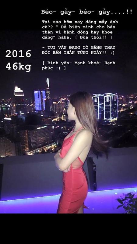 """Lien tuc khoe noi y, nguoi yeu Dang Van Lam bi gan mac """"ban sao Ngoc Trinh""""-Hinh-8"""