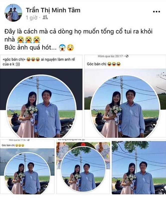 """Gai e 30 tuoi khong chiu lay chong bi ca ho """"rao ban"""" tren MXH"""