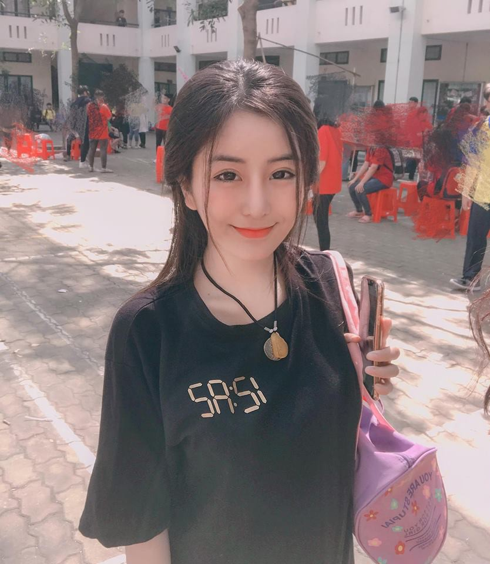 Lieu dan hot girl 2k1 duoc diem may mon Van thi THPT QG 2019?-Hinh-3