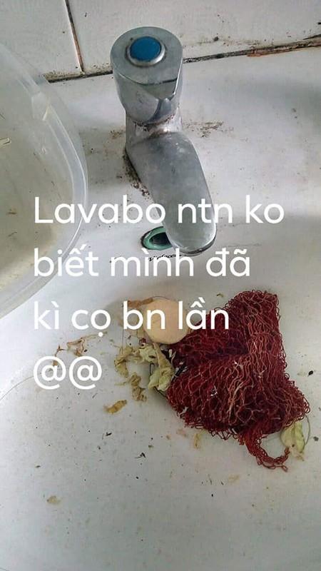 Rung minh voi phong ky tuc xa ban nhu bai rac cua nhom nu sinh-Hinh-3
