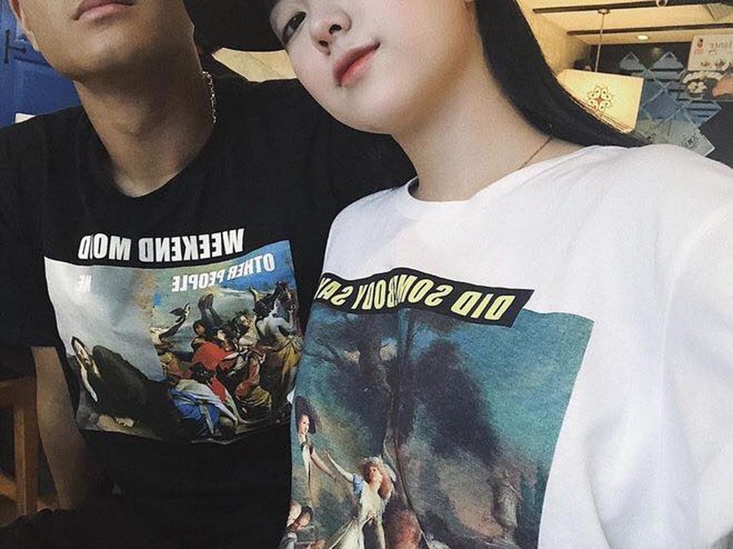 """Lan dau cong khai ban gai hot girl, Ha Duc Chinh bi dong bon """"choc que""""-Hinh-7"""