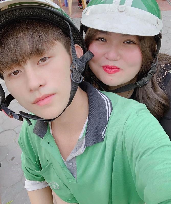 Hotboy xe om khoe yeu nang map, nhung CDM lai