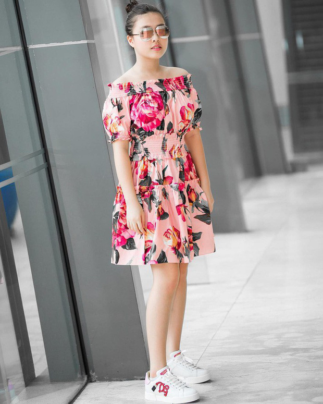 Ai nu nha Phuong Chanel: 16 tuoi da xinh nhu hot girl, song sang chanh tu trong trung-Hinh-6