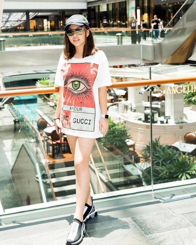 Ai nu nha Phuong Chanel: 16 tuoi da xinh nhu hot girl, song sang chanh tu trong trung-Hinh-7