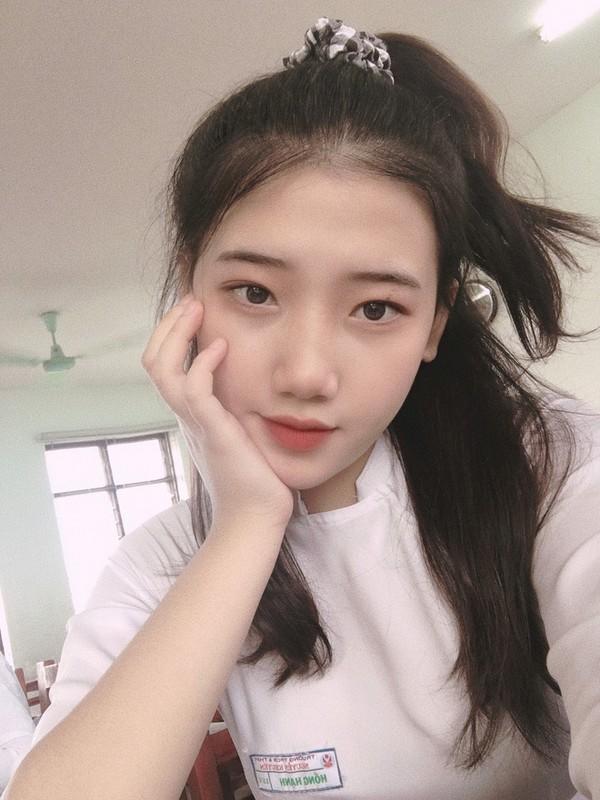 Gai xinh Da Nang khoe goc nghieng khien dan mang ran ran tha tim-Hinh-9