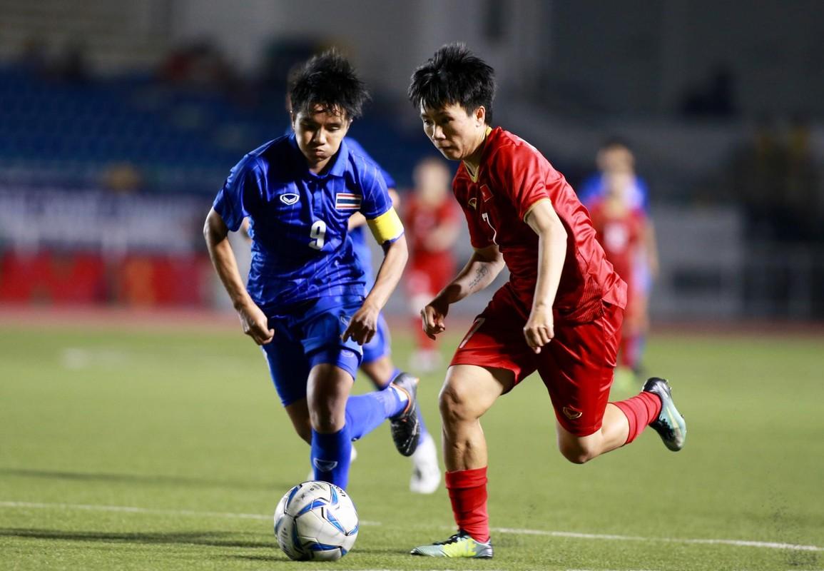 Khoanh khac tuyen nu Viet Nam chien dau quat cuong, gianh HCV SEA Games 30-Hinh-5