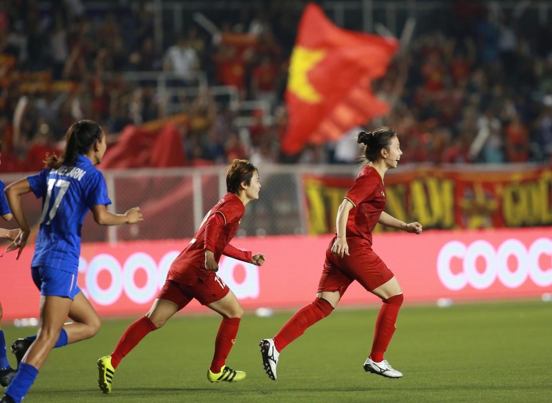 Khoanh khac tuyen nu Viet Nam chien dau quat cuong, gianh HCV SEA Games 30-Hinh-8