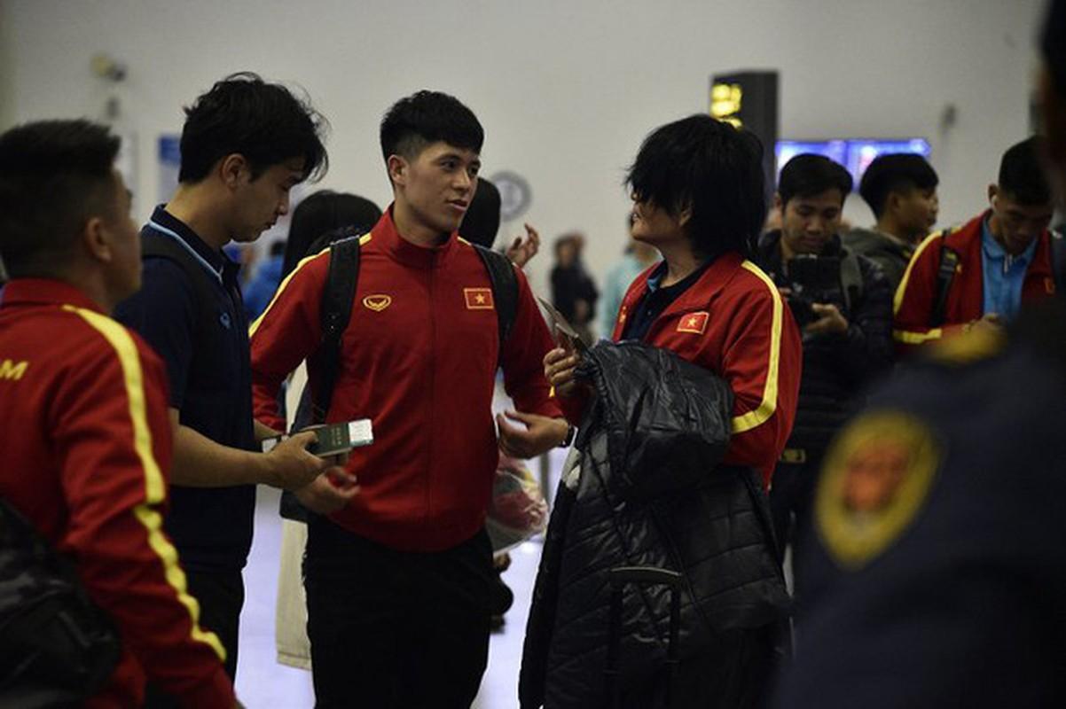 U23 Viet Nam tap huan Han Quoc: Quang Hai, Dinh Trong nhan dac cach-Hinh-5