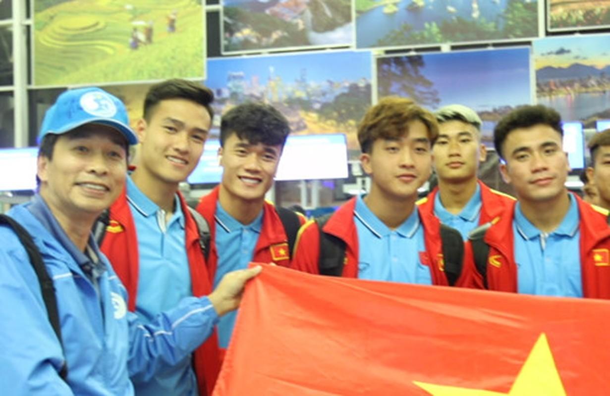 U23 Viet Nam tap huan Han Quoc: Quang Hai, Dinh Trong nhan dac cach-Hinh-6