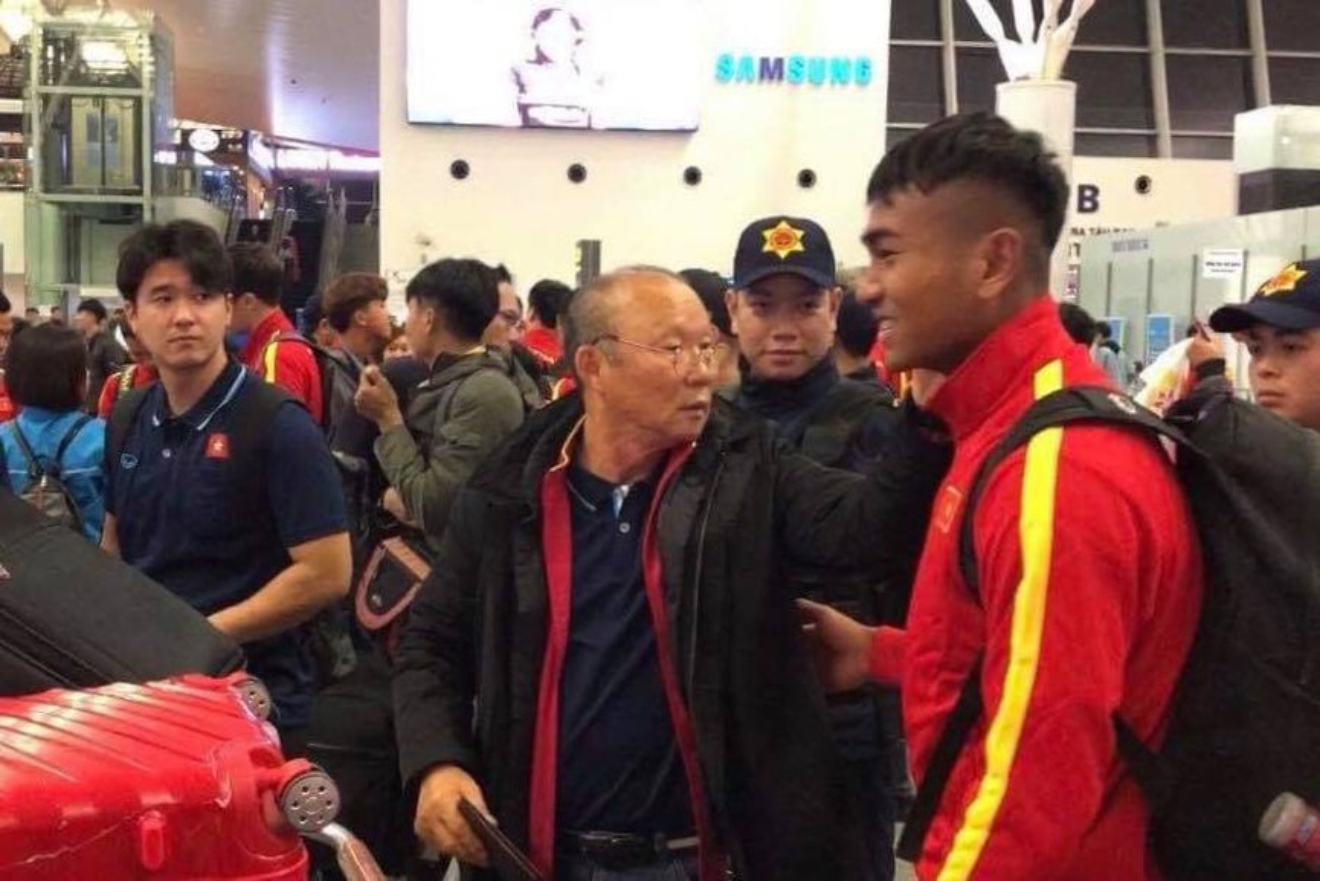 U23 Viet Nam tap huan Han Quoc: Quang Hai, Dinh Trong nhan dac cach-Hinh-9