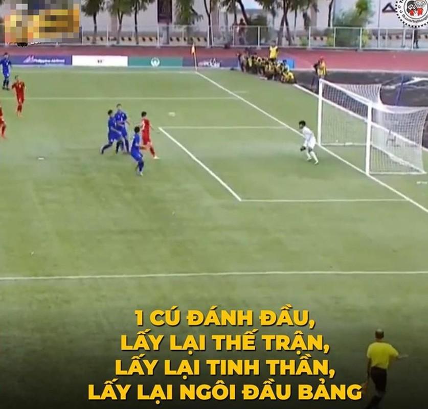 U23 Viet Nam lieu co di tim