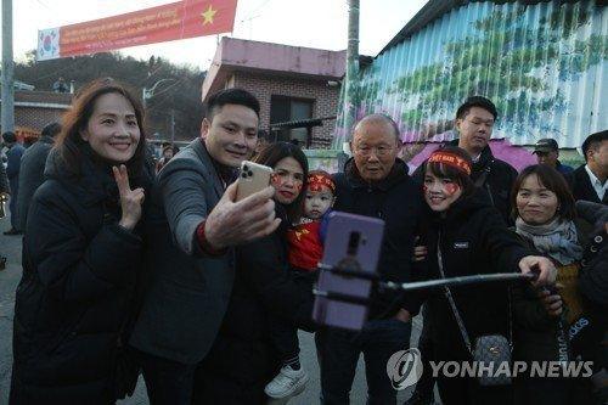 HLV Park Hang-seo dan