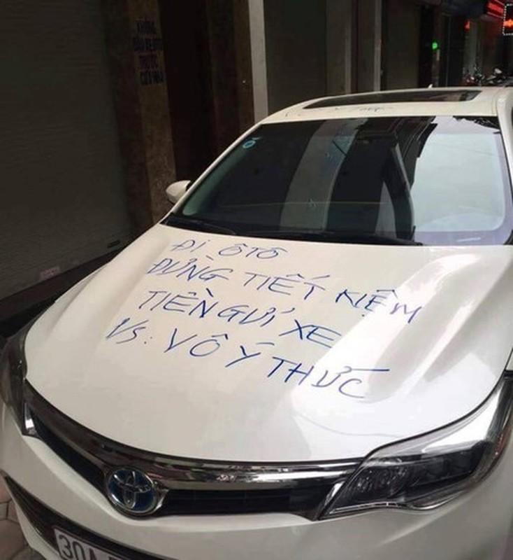 """Do xe thieu y thuc di chuc Tet, tai xe """"tim mat"""" khi nhan duoc qua-Hinh-10"""