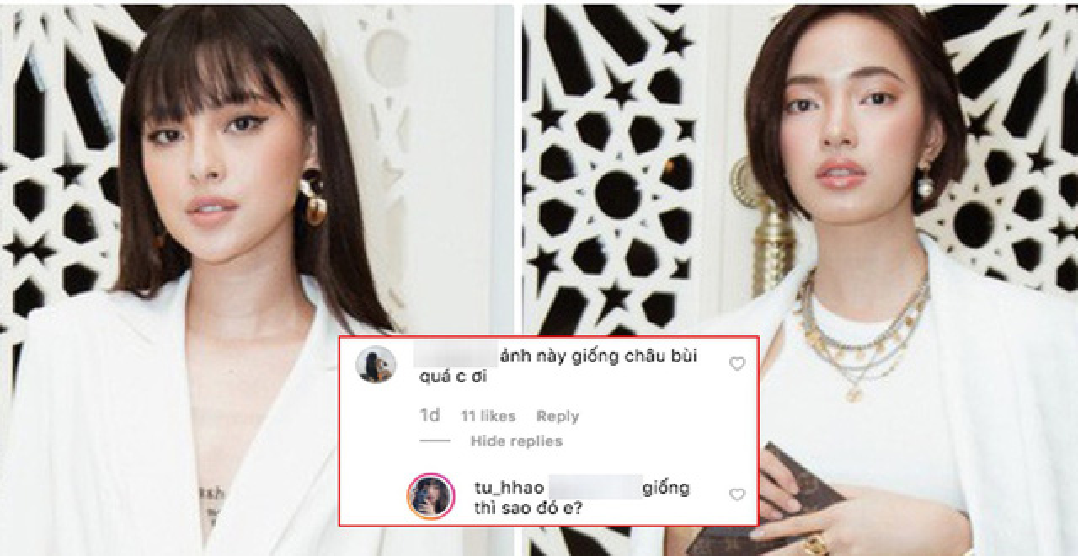 Bang hoang cap hot girl dung canh nhau bi tuong nham chi em sinh doi-Hinh-7