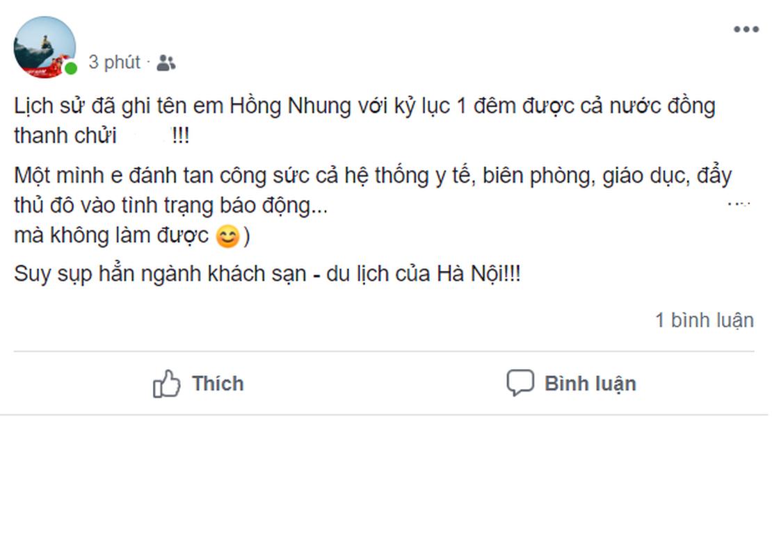 """Nguyen Hong Nhung duong tinh COVID-19 nhan """"mua gach da"""" tu dan tinh-Hinh-9"""
