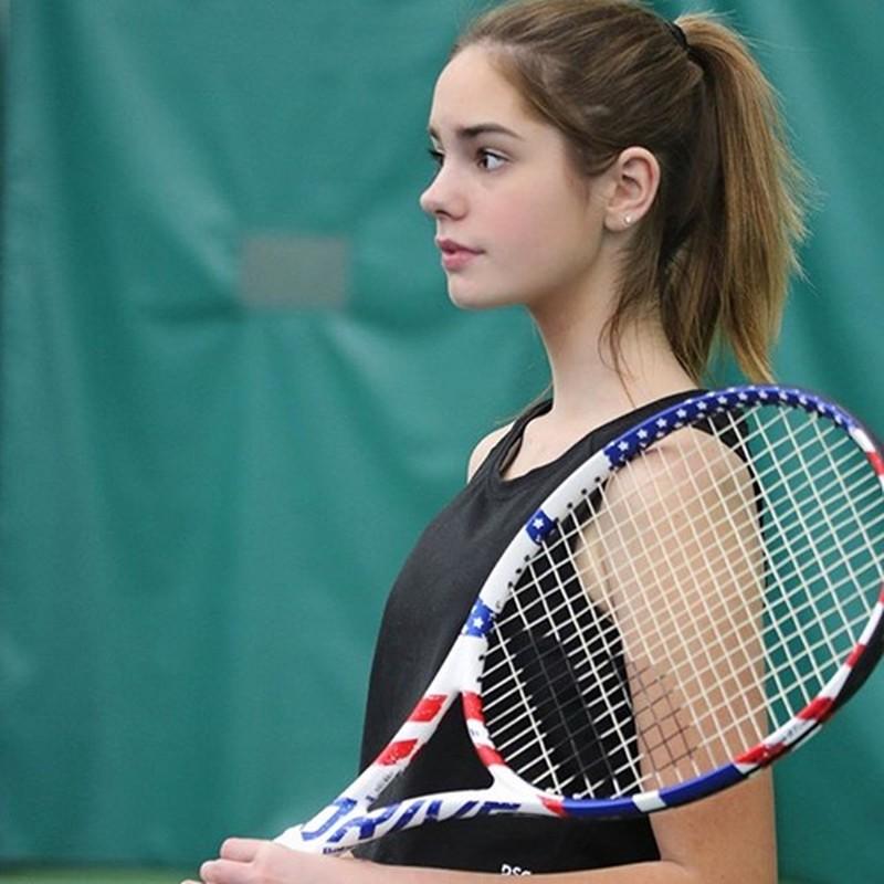 Maria Sharapova giai nghe, co be 15 tuoi lien ke vi