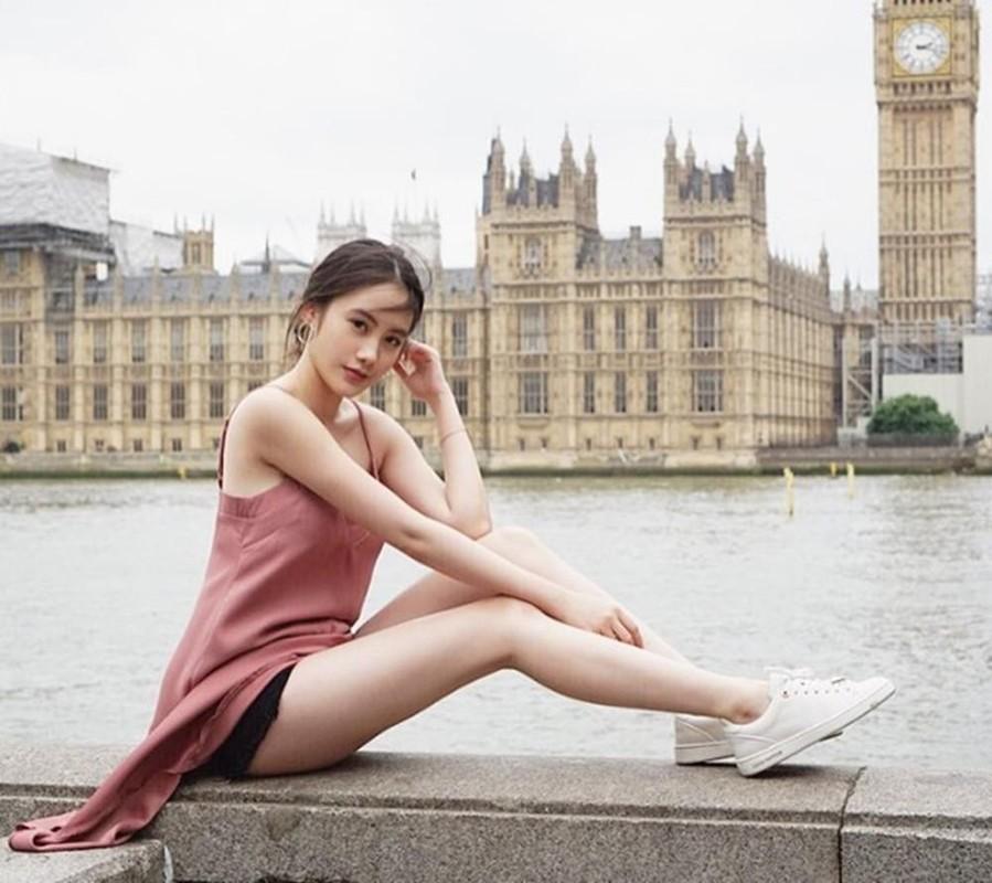 Hot girl nguoi Lao goc Viet, nhan sac len huong sau thoi gian an giat-Hinh-10