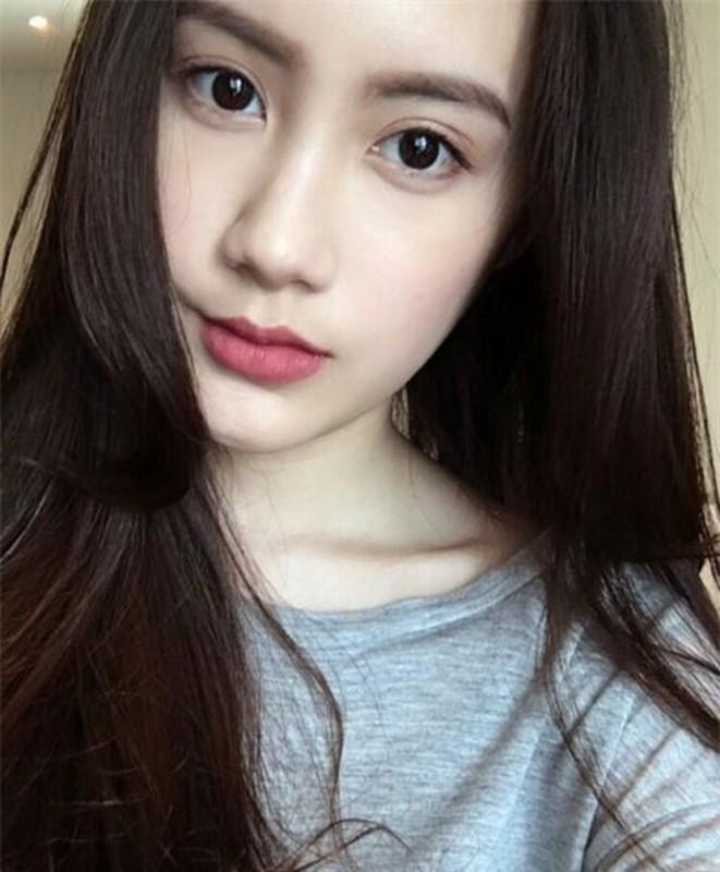 Hot girl nguoi Lao goc Viet, nhan sac len huong sau thoi gian an giat-Hinh-2