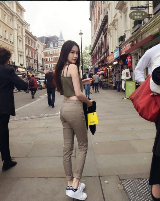 Hot girl nguoi Lao goc Viet, nhan sac len huong sau thoi gian an giat-Hinh-9