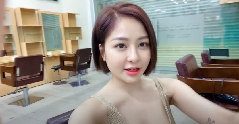 Thay doi dien mao, hot girl Tram Anh bat ngo doi lam dieu nay