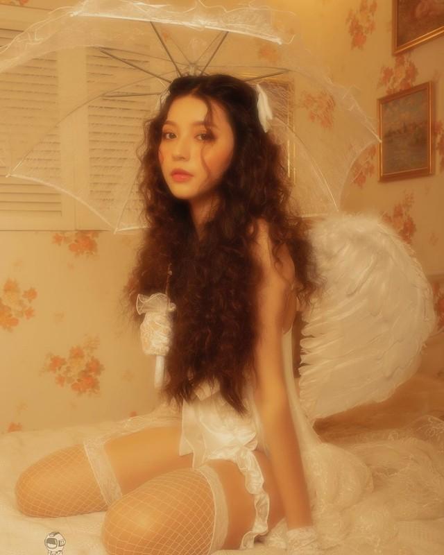 Hot girl 10X Sai thanh thoat mac gai ngoan dan lo ro ve quyen ru-Hinh-7