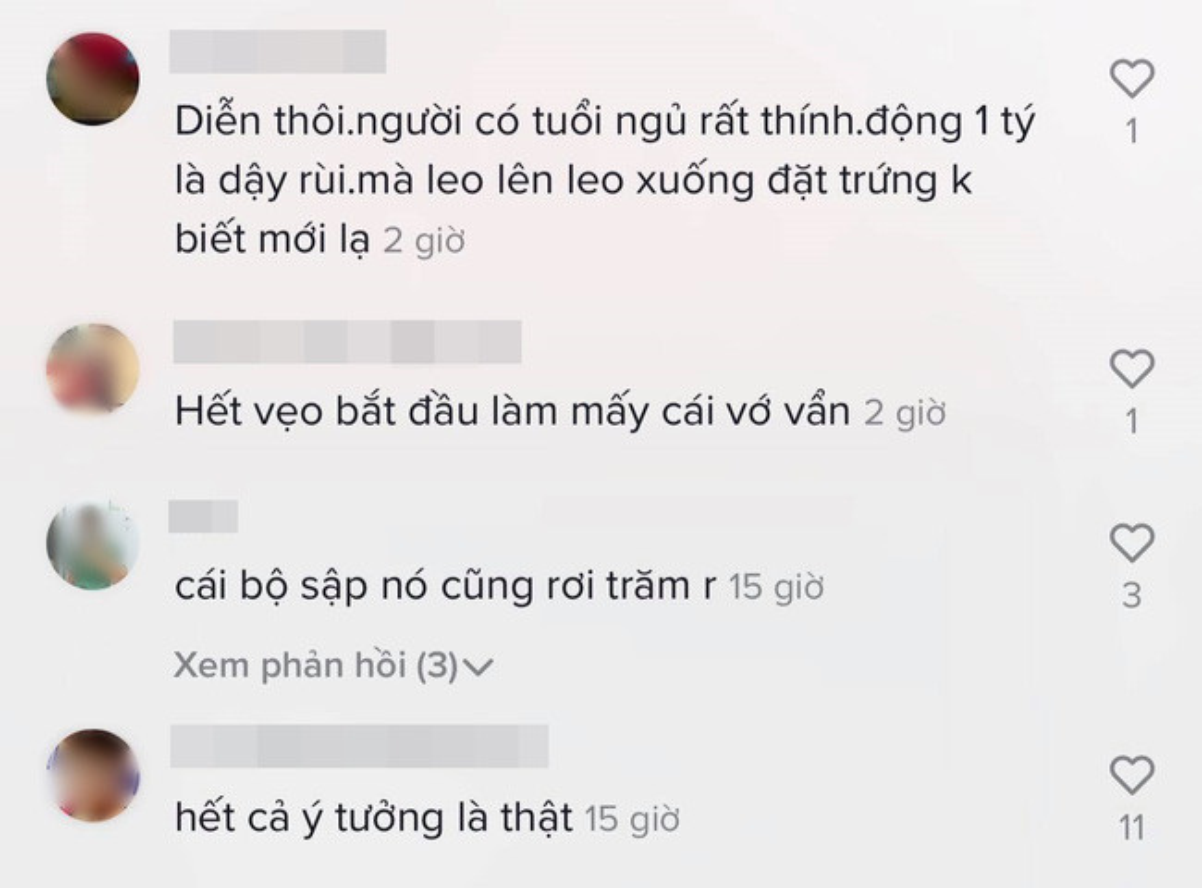 Lay trung troll me, con trai ba Tan Vlog lai