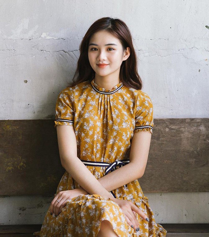 Soi dan gai xinh Hutech: Khong hoa hau thi cung hot girl-Hinh-14