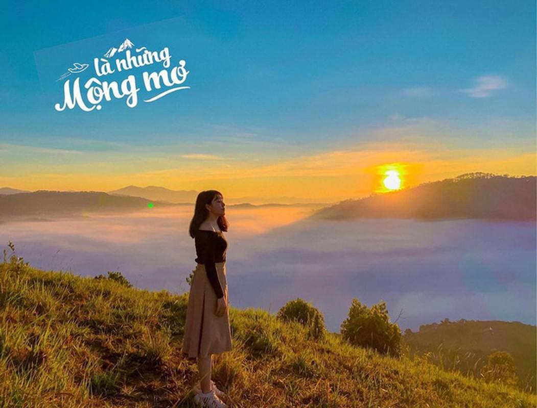 Ngon doi san may Da Lat