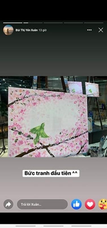 Ban gai Dang Van Lam khoe tai hoi hoa, dan mang khen het loi-Hinh-4